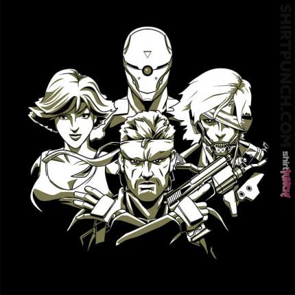 Metal Gear Rhapsody