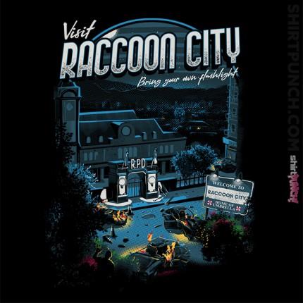 Visit Raccoon City