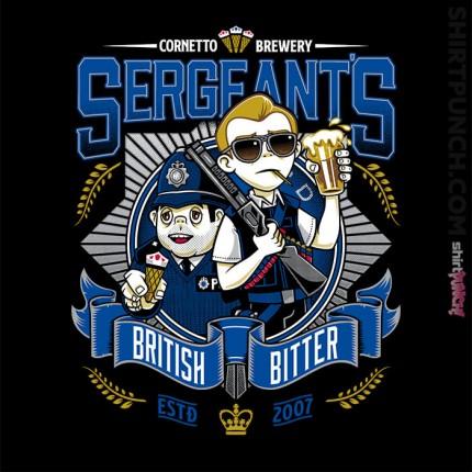 Sergeant's British Bitter