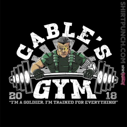 Cable's Gym