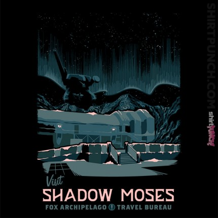 Visit Shadow Moses