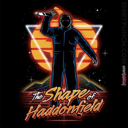 Retro Haddonfield Shape