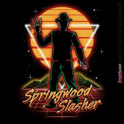 Retro Springwood Slasher