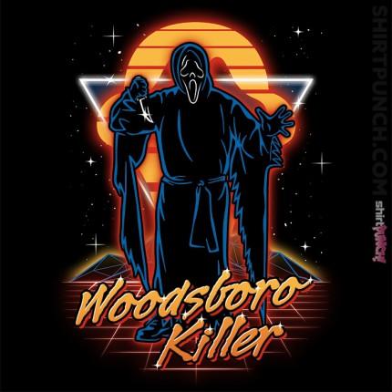 Retro Woodsboro Killer