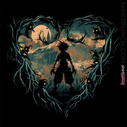 The Night's Heart