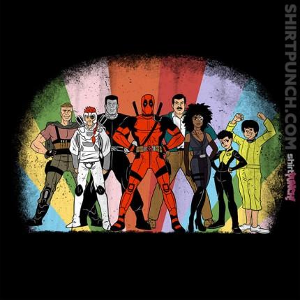 X Super Friends