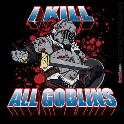 I Kill All Goblins