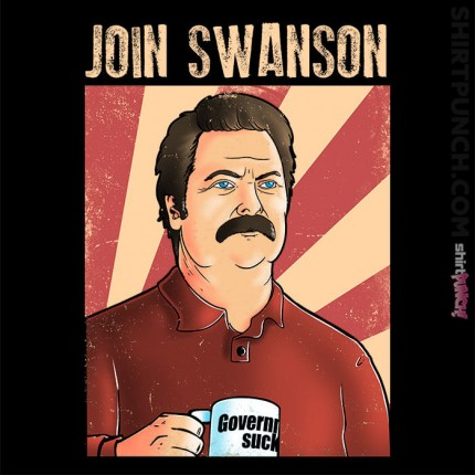 Join Swanson