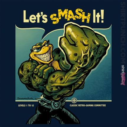Rash Can Smash