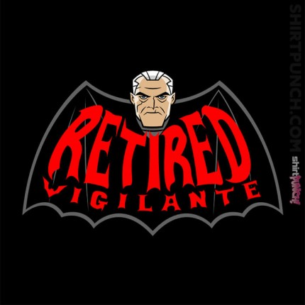 Retired Vigilante