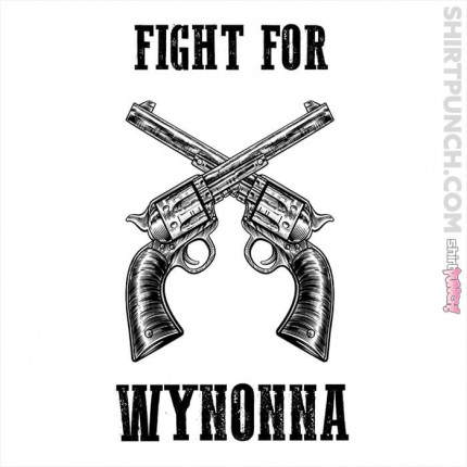 Fight For Wynonna