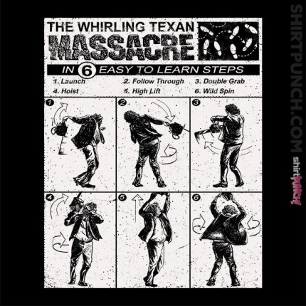 Texan Massacre Dance