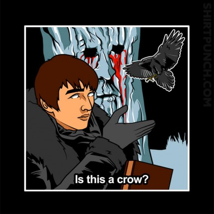 Is This A Crow