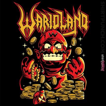 Wario Land