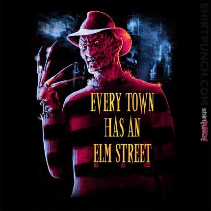 Every Town Has An Elm Street
