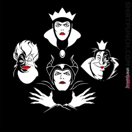 The Evil Queens