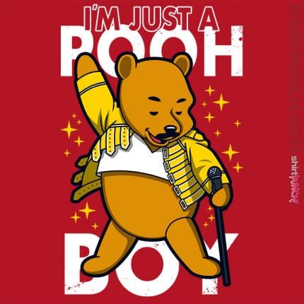 I'm Just A Pooh Boy