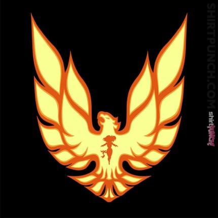 Dark Phoenix Firebird
