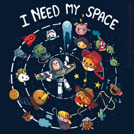 I Need My Space