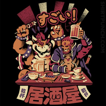 Villains Izakaya