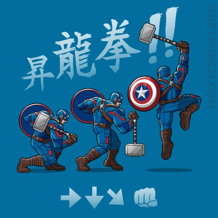 Captain Shoryuken