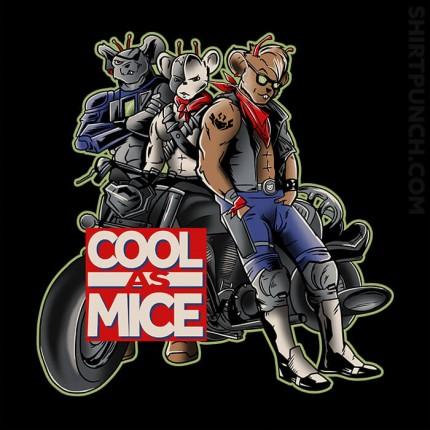 Cool As Mice