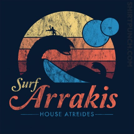 Surf Arrakis