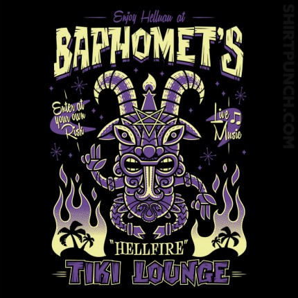 Baphomet's Tiki Lounge