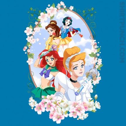 Sailor Princesses