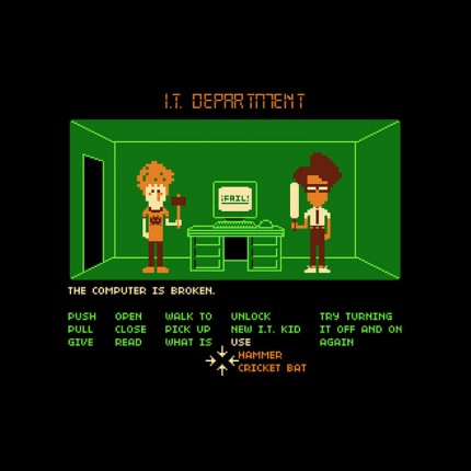 Maniac IT Department
