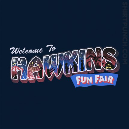 Hawkins Fun Fair