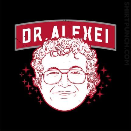 Dr Alexei