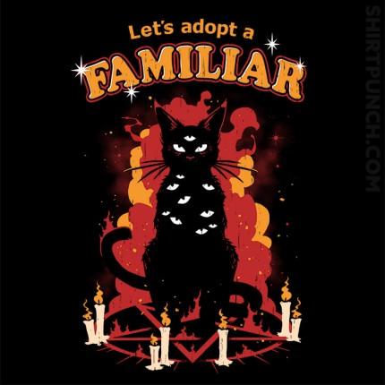 Adopt A Familiar