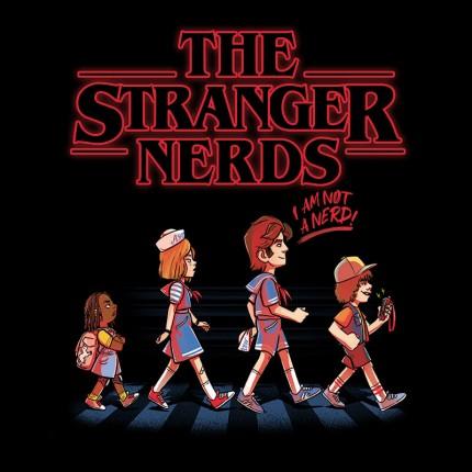 The Stranger nerds