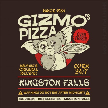 Gizmo's Pizza