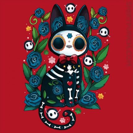 Calavera Cat