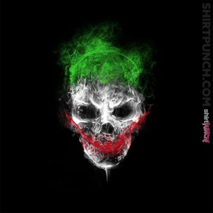 Clown-Smoke