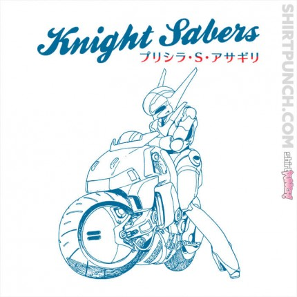 Knight Sabers