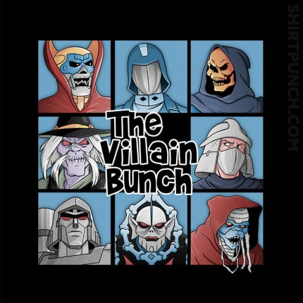 The Villain Bunch