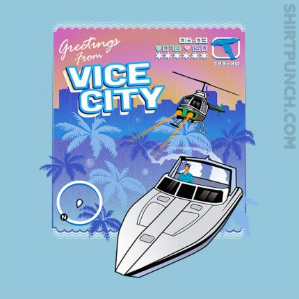 Greetings From Vice City