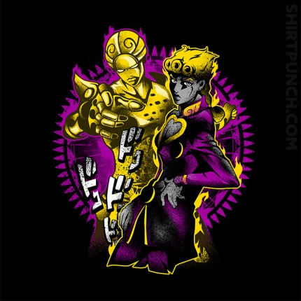 Attack Of Giorno