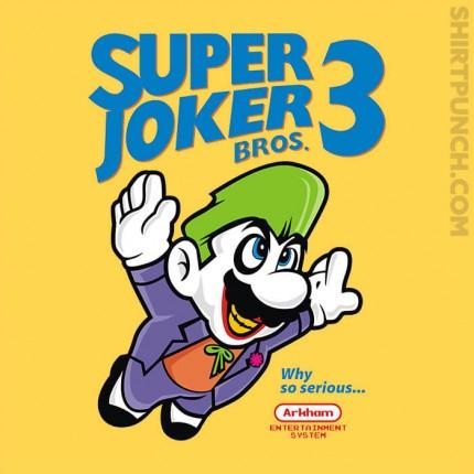 Super Joker Bros 3