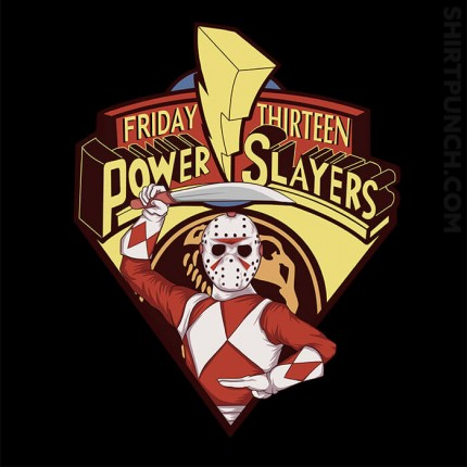 Friday Thirteen Power Slayers