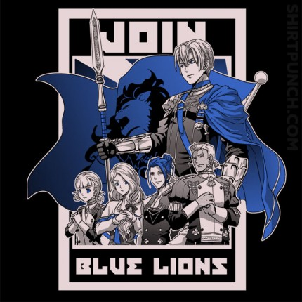 Join Blue Lions