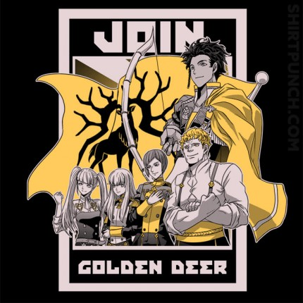 Join Golden Deer
