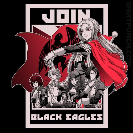 Join Black Eagles