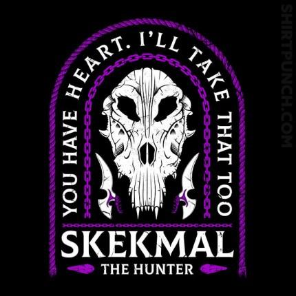 Skekmal The Hunter