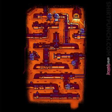 Elm Street Maze