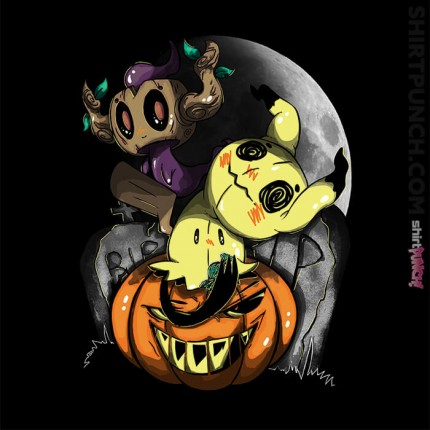 Mimikyu Trick Or Treat