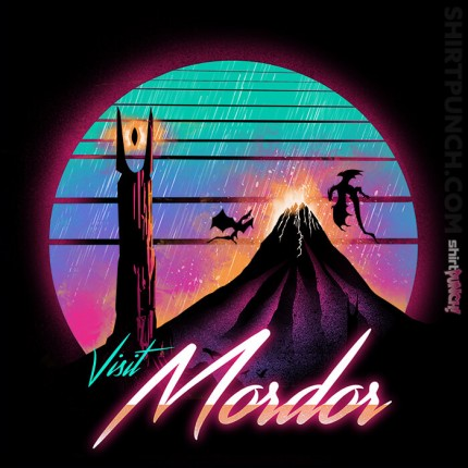 Mordor Wave